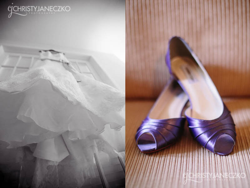 wedding dress shoes tagalong wedding